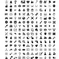 600个超实用ICON图标矢量 AI